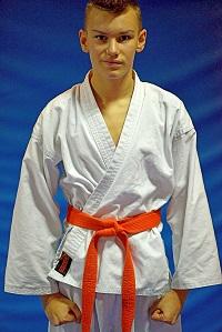 Mateusz Chrzanowski - Stpwarzyszenie Jeleniogórski Okręg Ju Jitsu