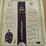 Roman-Rzeszut-2DAN-certyfikat