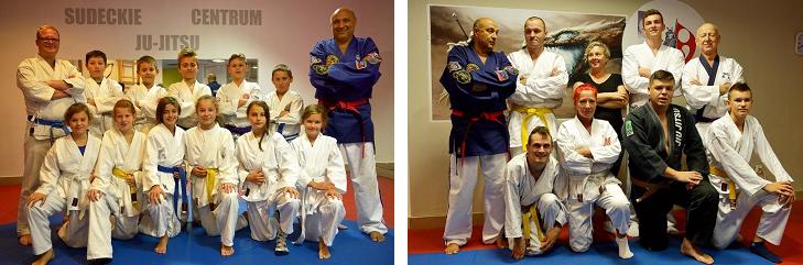 Zdjęcia z seminarium Ju Jitsu - Yavor Dyankov