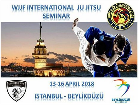 World Ju Jitsu Federation International Seminar Ju Jitsu